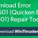 Quicken Error CC 501 | Complete Resolution