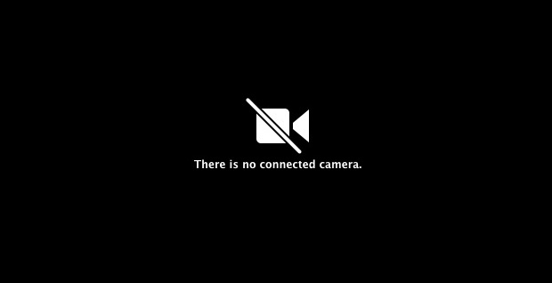 Mac Camera Not Working