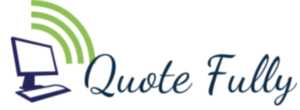Quotefully Logo