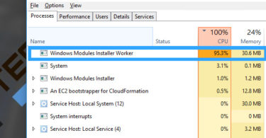 windows modules installer worker windows 8