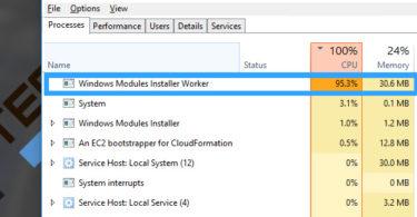 windows modules installer worker windows 8
