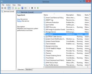 100 disk usage on startup Windows 10