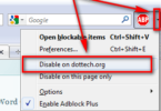 How to Disable Pop Up Blocker