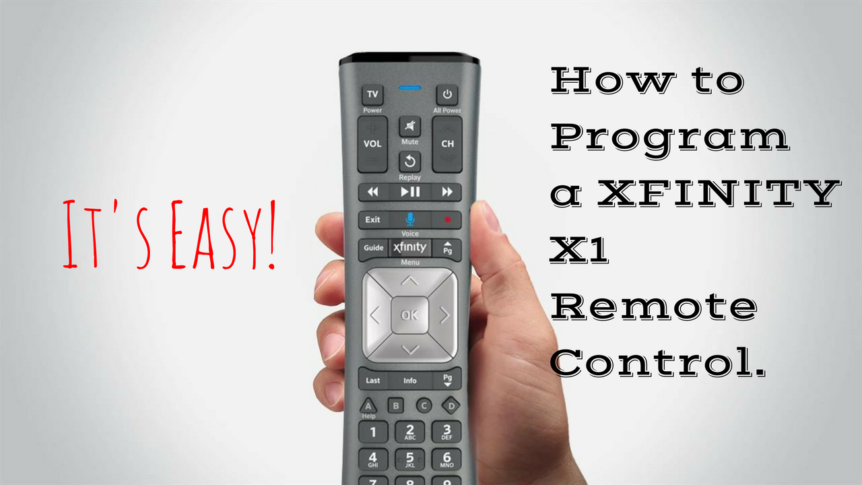 Complete Setup Xfinity Remote Setup Quotefully