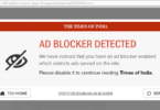 How to Disable Adblock