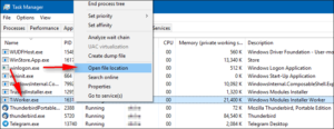 Windows modules installer helper