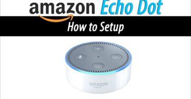 Echo Dot Setup