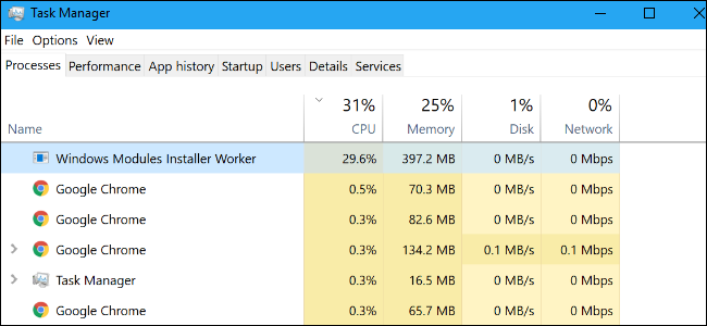 Fix: Windows Module Installer Worker Windows 10 | Quotefully