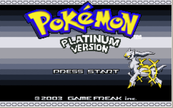 Pokemon Light Platinum for PC