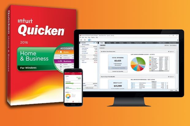 create Quicken ID