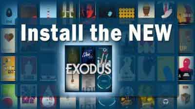 Install Exodus Kodi Addon