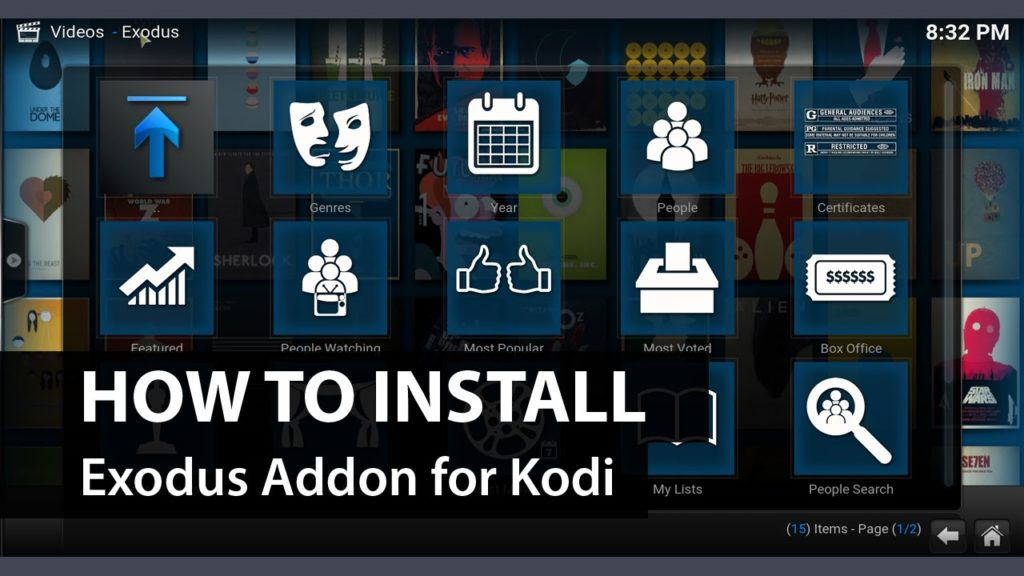 Kodi repository with exodus | Exodus 8 0 Addon Update 2019 kodi bae