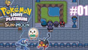 Pokemon Light Platinum for PC