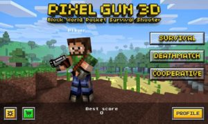 Pixel Gun 3D for PC