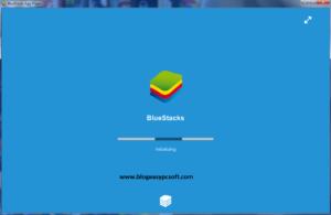 installer of Bluestacks