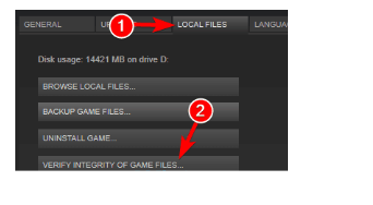 steam update missing file privileges