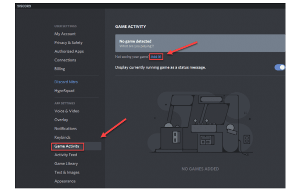 discord screen share no audio