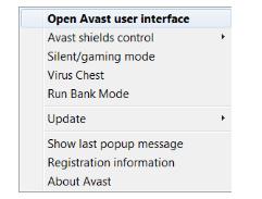Avast behavior shield