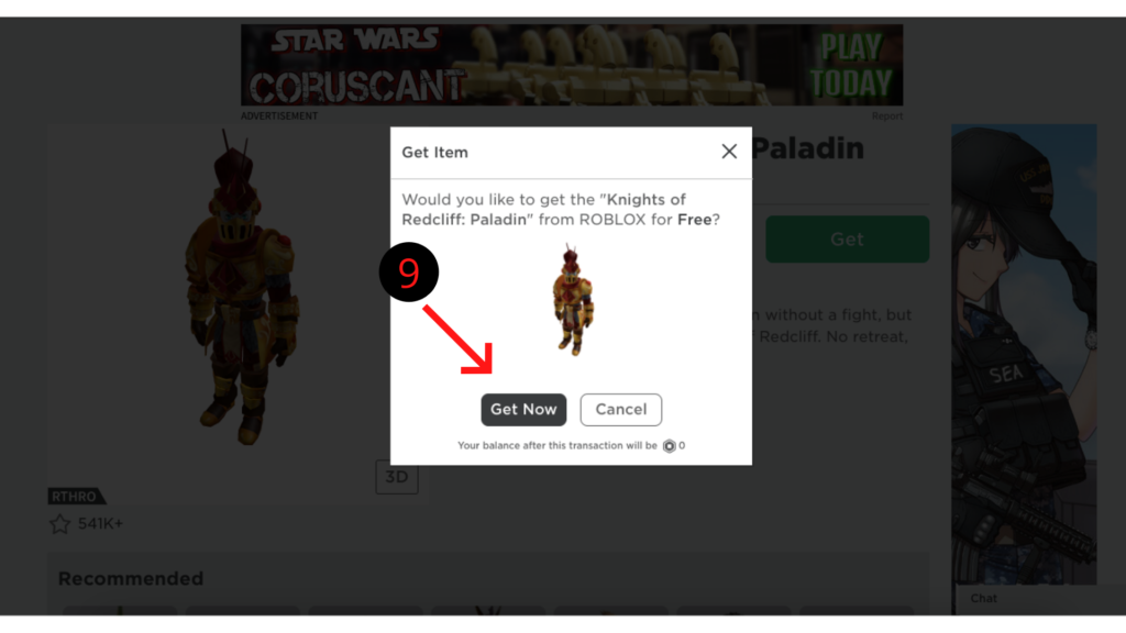 Free Roblox Coupon Codes for items