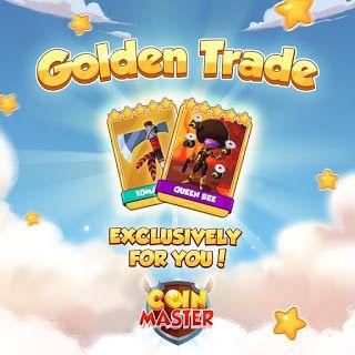 trade card- Coin Master Free Spin