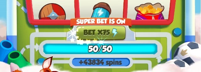 super bet- Coin Master Free Spin