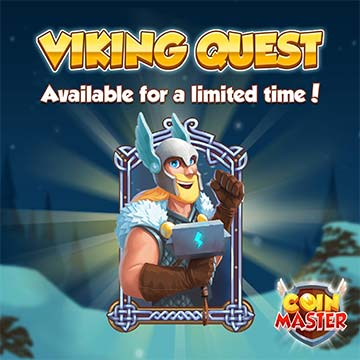 viking quest- Coin Master Free Spin