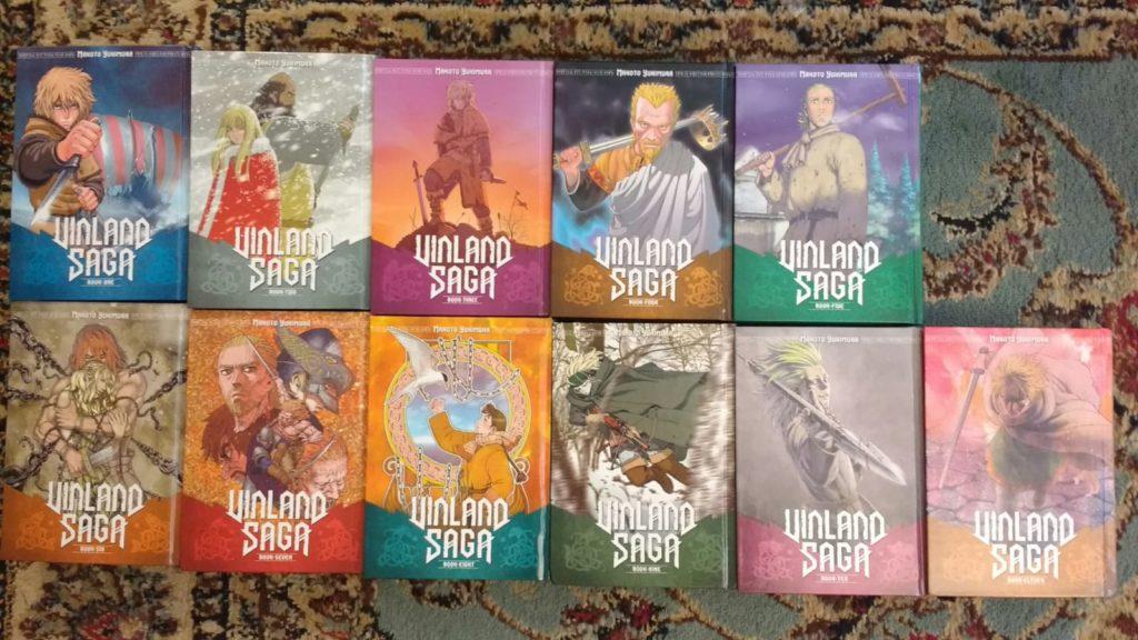Vinland Saga Chapters & Volumes