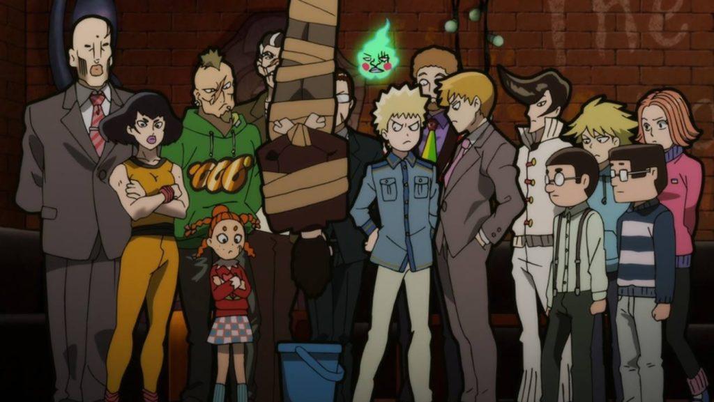 The Characters of Mob Psycho 100 Season 3