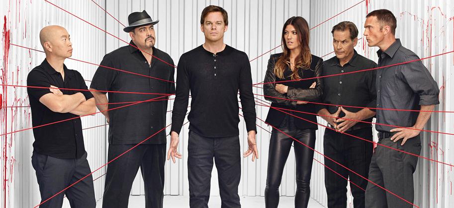 Dexter Cast: Season 9
