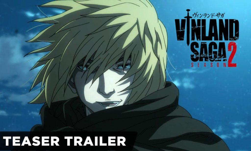 Vinland Saga Season 2 Trailer