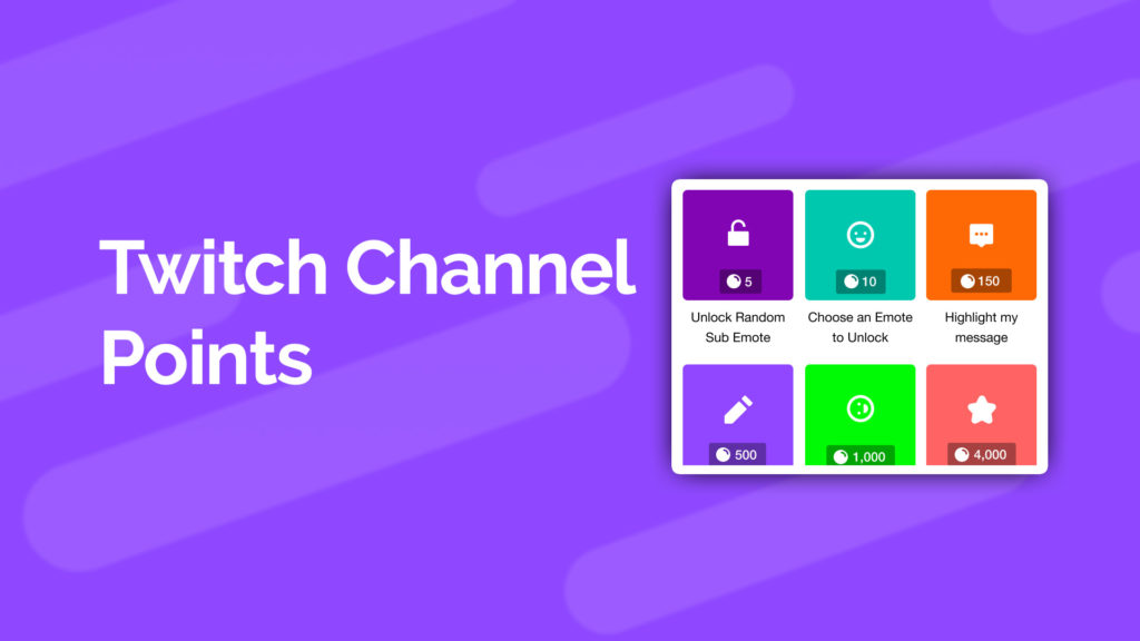 Twitch Channel Points