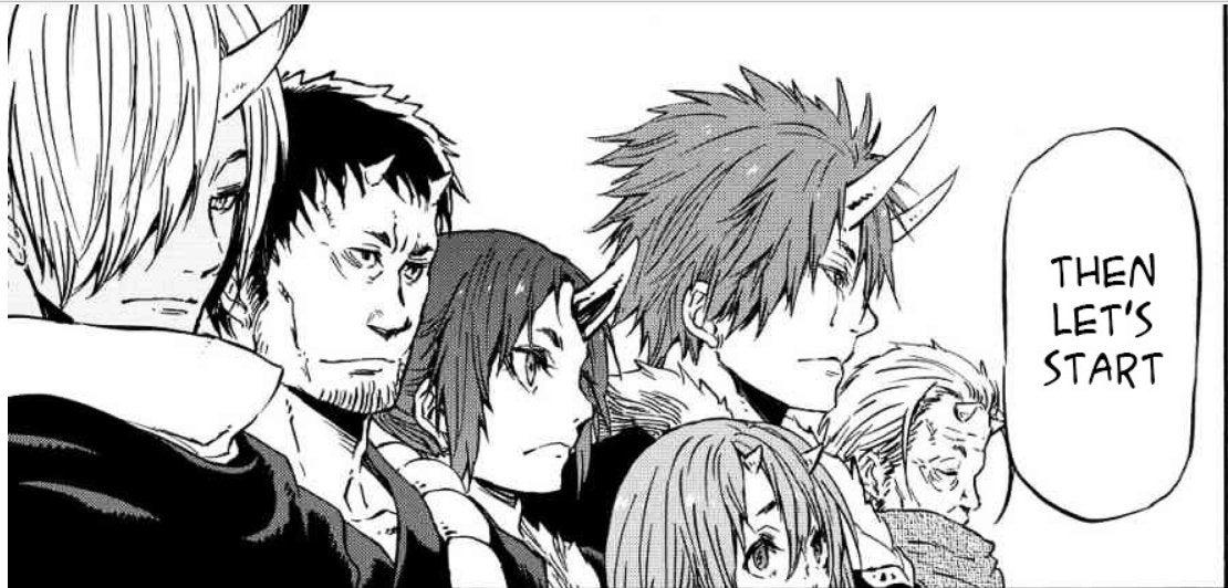 read that time i got reincarnated as a slime manga